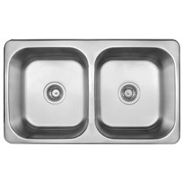 ABEY SINK PRINCESS UNDERMOUNT PRC2U DBL
