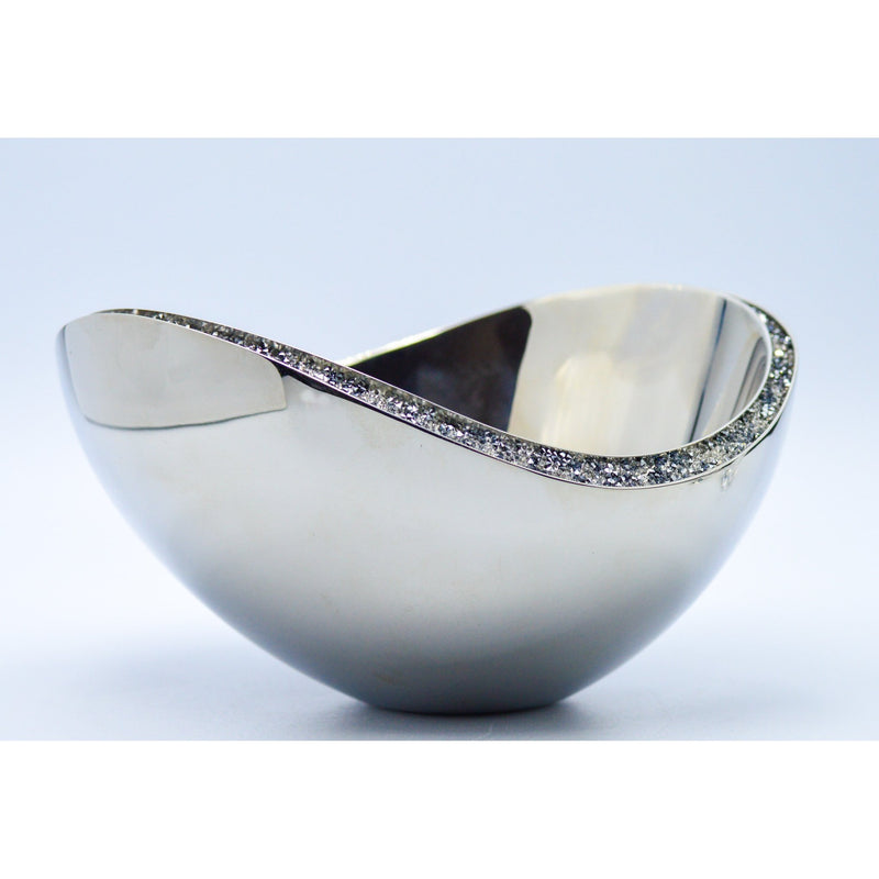 Swarovski Medium Minera Decorative Bowl Home Decor 5293119 N P Swan Ltd