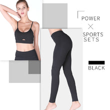 Load image into Gallery viewer, Elastic Sexy Yoga Suit for Running and Workout