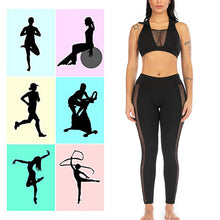 Load image into Gallery viewer, Yoga & Fitness Workout  Set