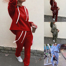 Load image into Gallery viewer, Thick Tracksuit with Long Sleeve