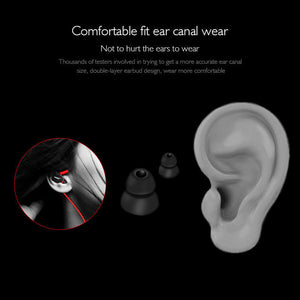 FONGE S500 Stereo Earphone For Sport and Running Waterproof