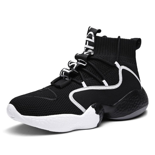 High Ankle Lightweight  Running Shoes