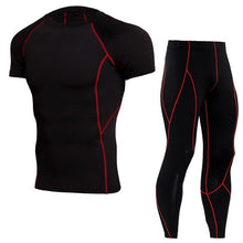 Load image into Gallery viewer, Fitness Tight Sportswear Running Set.