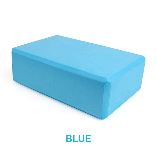 Yoga Block Foam Brick for Stretching and Aid Gym