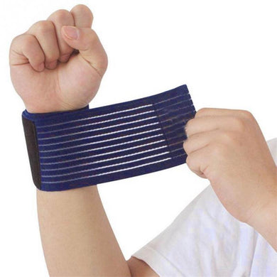 Elastic Sport Wristband Gym Support