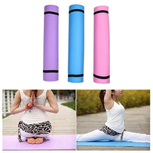Load image into Gallery viewer, Yoga Mat (Non-slip) 183 * 61 CM * 4 MM