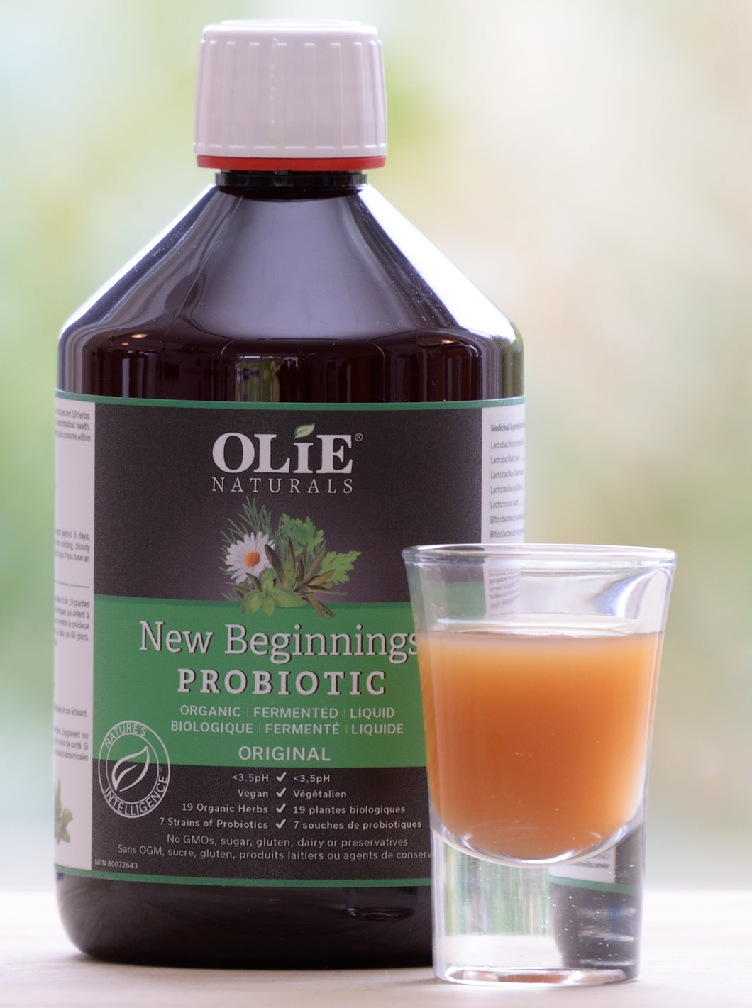 New Beginnings® Probiotic, Human  500mL