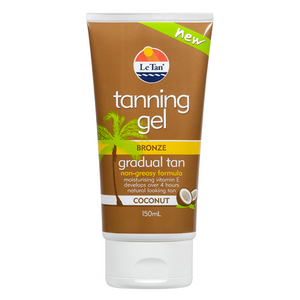 TANNING GEL BRONZE 150ML