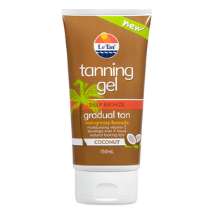 TANNING GEL DEEP BRONZE 150ML