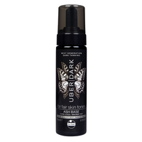 UBER DARK SELF TANNING FOAM ASH BASE 200ML
