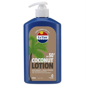 COCONUT SPF50+ LOTION 500ML