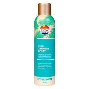 COCONUT WATER SELF TANNING SPRAY 175G