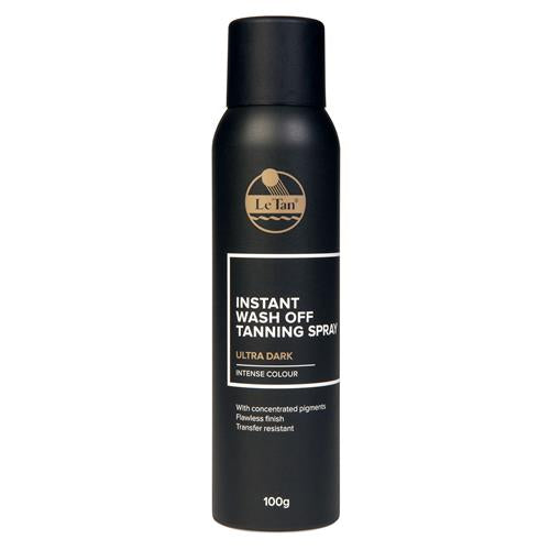 ULTRA DARK WASH OFF SELF TANNING SPRAY 100G