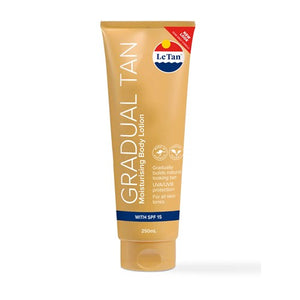 DAILY GLOW GRADUAL LOTION 250ML