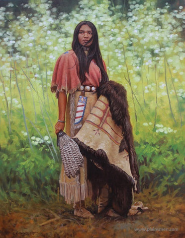 """The Favored Daughter"" painting by Steven Lang"