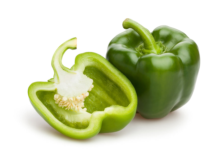 Green Bell Pepper-Local-EDENSHK