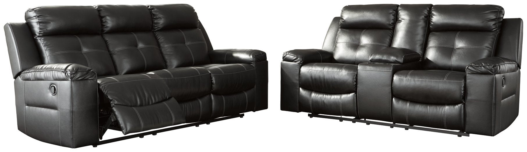 Kempten Signature Design 2-Piece Living Room Set
