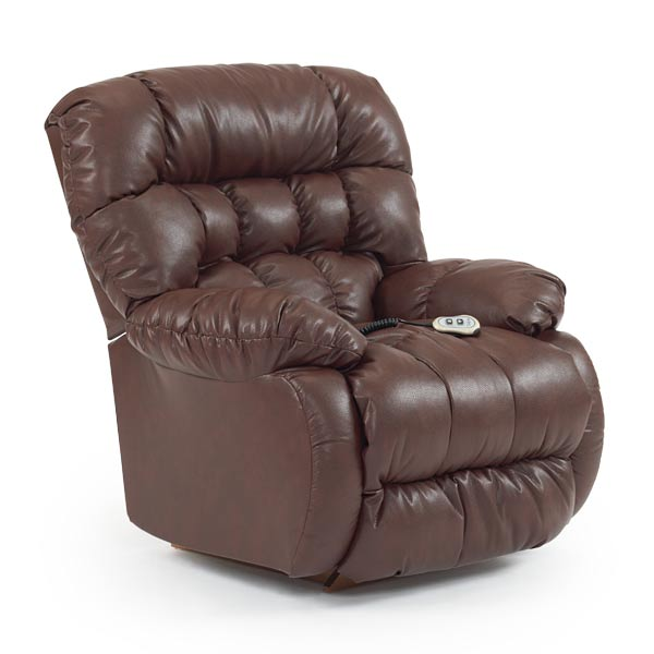 Plusher POWER SWIVEL GLIDER RECLINER
