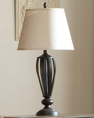 Mildred Signature Design by Ashley Table Lamp Pair