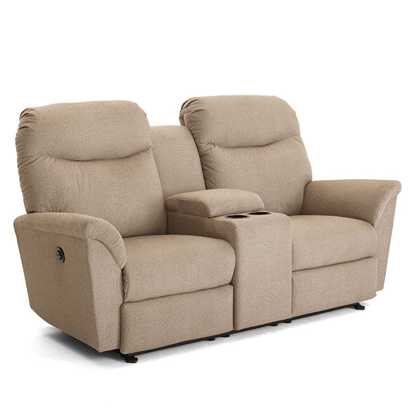 Caitlin SPACE SAVER CONSOLE LOVESEAT