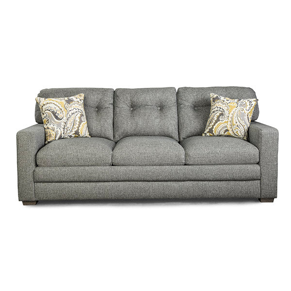 Cabrillo Collection STATIONARY SOFA W/2 PILLOWS