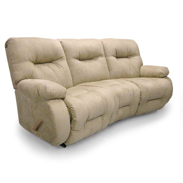 Brinley Collection PWR SS CONVERSATION SOFA W/HT