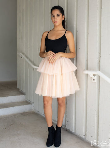 Limited Edition 'Carrie' Tulle Skirt