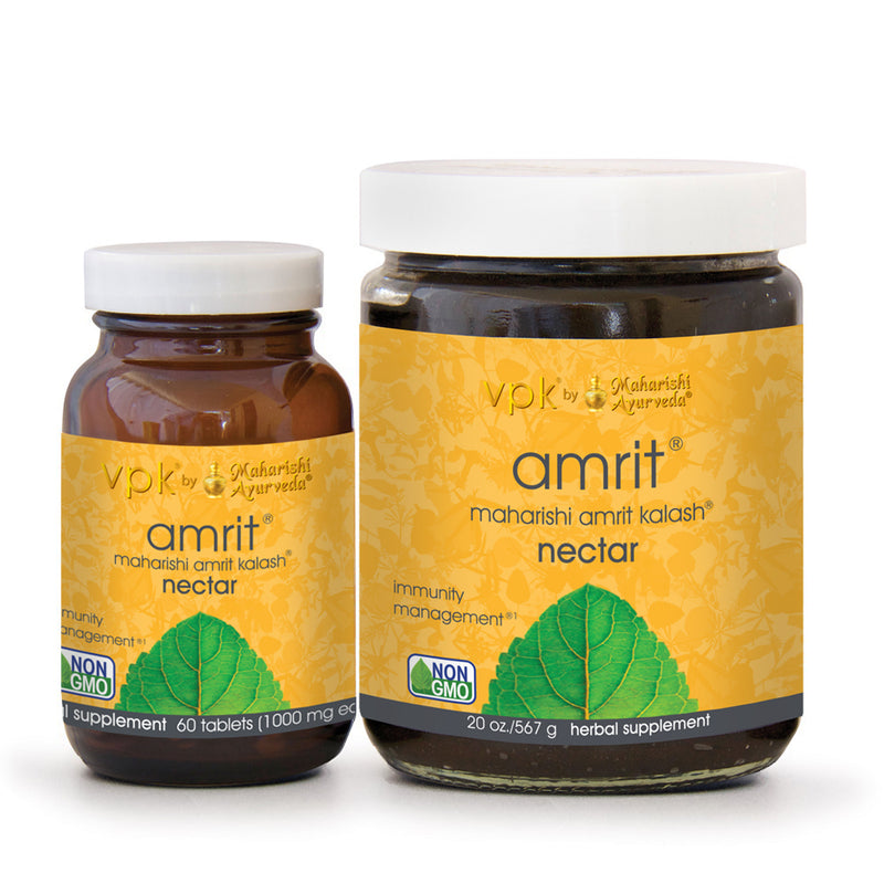 Amrit® Nectar Paste or Tablets — Immunity Management®