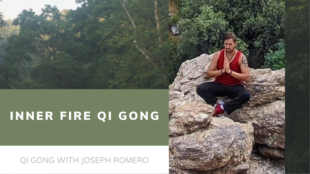 Tuesday 9 PM EST (6 PM PST) - Qi Gong with Joseph