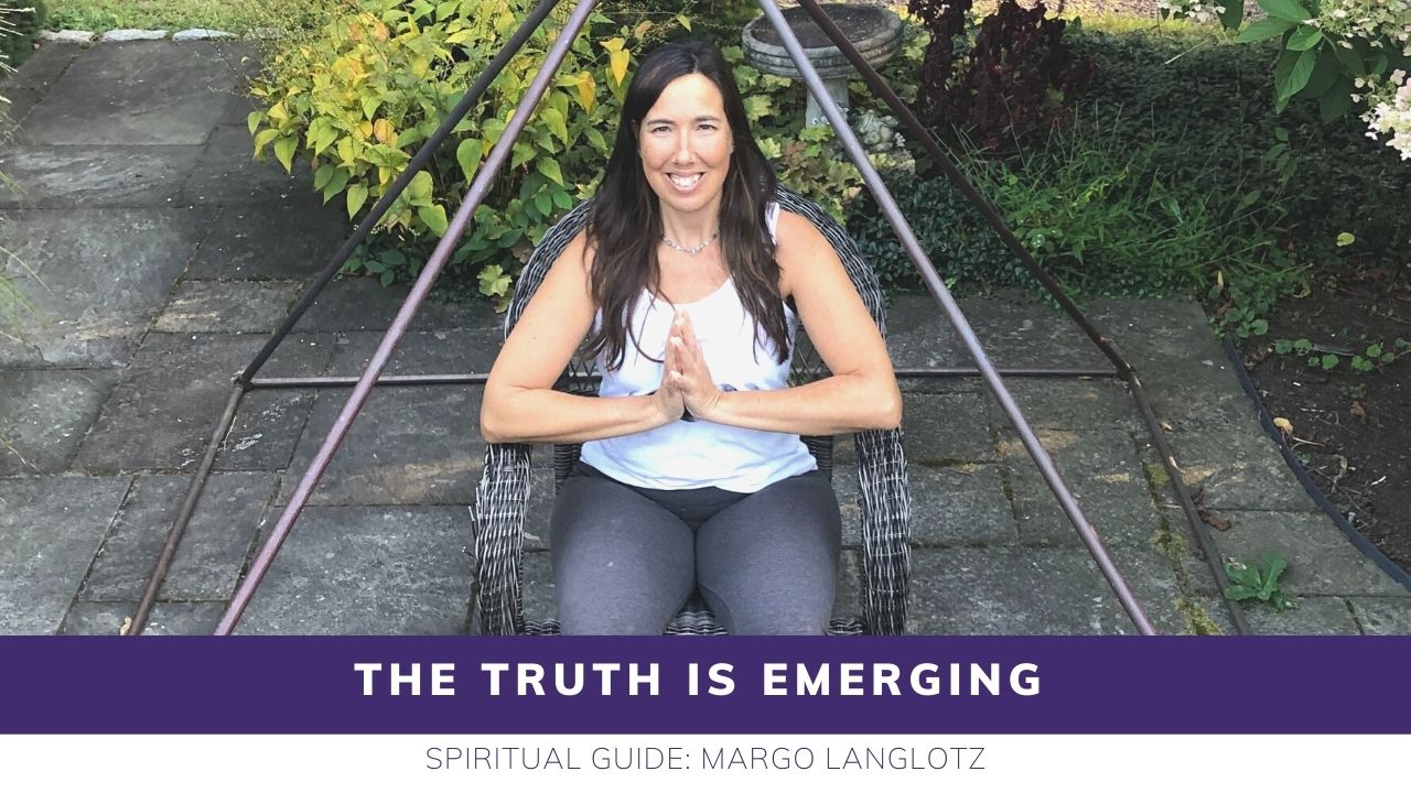 4 Thursday 7 PM EST - The Truth is Emerging: A Class in Intuition with Margo
