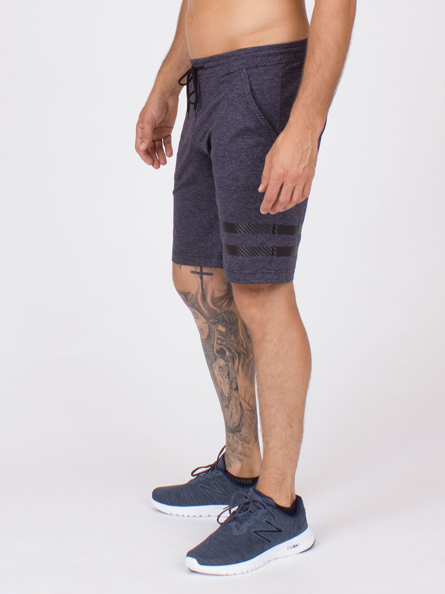 The Arlo Shorts in Steel