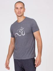 The Men's Ohm Tee Asphalt