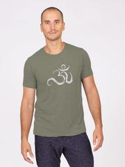 The Men's Ohm Tee Olive