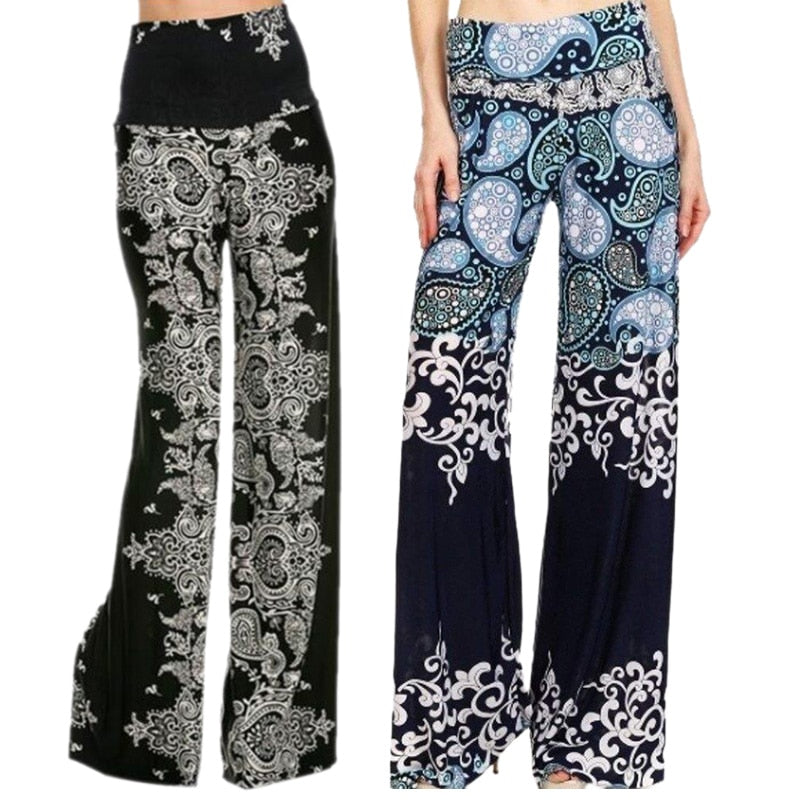 Lightweight High Waisted Casual Yoga Pants
