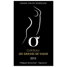 Upload the image to the gallery, Cuvée O 2015 - Château Les Graves de Viaud - The Colombine