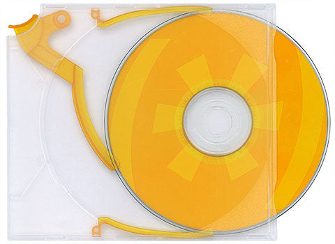 Orange Triggerpack with Sample CD