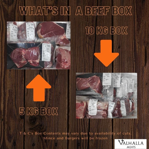 What's in a Valhalla Meat Box?