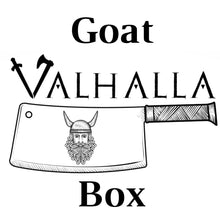 Load image into Gallery viewer, Valhalla Goat Box