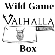Load image into Gallery viewer, Valhalla Wild Game Box