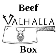 Load image into Gallery viewer, Valhalla Beef Box