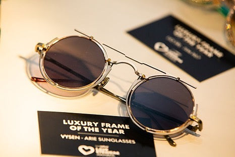 Arie Luxury Frame of the Year