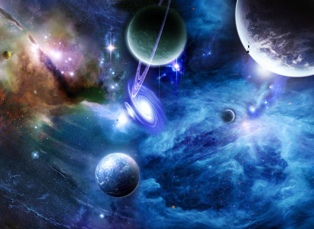 planet mural wall art wall decor mural wallpaper wall