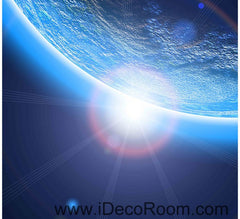 Outer Space Earth 00070 Ceiling Wall Mural Wall paper Decal Wall Art Print Decor Kids wallpaper