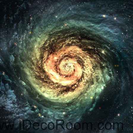 Stars Swirl Space Sky 00093 Ceiling Wall Mural Wall paper Decal Wall Art Print Decor Kids wallpaper