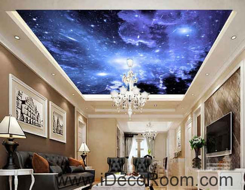 Ceiling wall murals page 4 idecoroom for Ceiling mural in a smoker s lounge