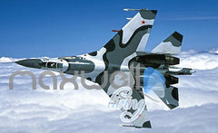3D Fighter Plane Blue Sky Entire Room Ceiling Wall Murals Wallpaper Decals Art IDCQW-000320