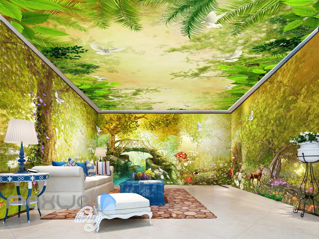 3D Wall Murals – Page 20 – IDecoRoom