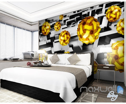 3D Puzzle Pendant Light 5D Wall Paper Mural Modern Art Print Decals Decor IDCWP-3DB-000005
