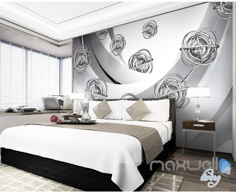 Image of 3D Spinner 5D Wall Paper Mural Art Print Decals Business Living Room Decor IDCWP-3DB-000013